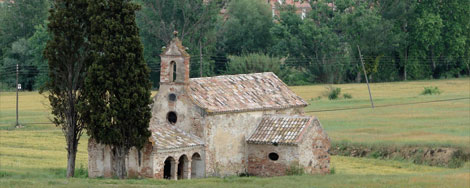 ermita de Sta. Mª de les Feixes