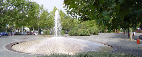 plaça Estatut